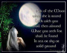 Prayer To Full Moon Goddess Coven Life 174