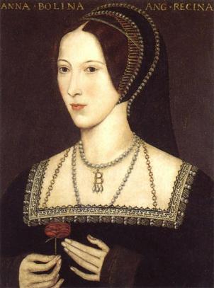 Anne Boleyn pd